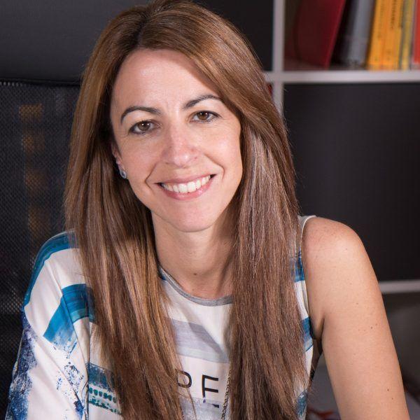 Noemí Saiz, Directora General de CONFÍA PRODUCCIONES Y COMUNICACIÓN.