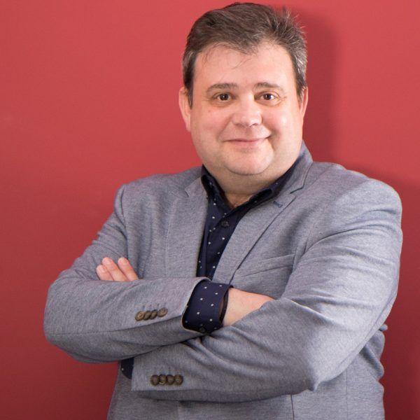 Rubén Eusebio, Director de Contenidos y Producción de CONFÍA PRODUCCIONES Y COMUNICACIÓN.